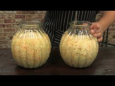 Onion, Detox, Cabbage, Healthy Recipes, Canning, Vegetables, Youtube, Chef Recipes, Cooking