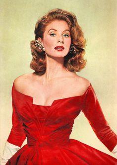 Classic Actresses, Beautiful Actresses, Audrey Bradford, Eileen Kelly, Dorian Leigh, Suzy Parker, Richard Avedon, Vogue Magazine, American Women