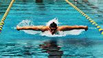 In this second video, featuring 2008 Olympic Silver Medalist in the 100 fly Milorad Cavic, on fast swimming techniques for the butterfly stroke, Gary Hall Sr. discuss the proper way to engage the underwater pull as well as how to 'relax' the arms durin...