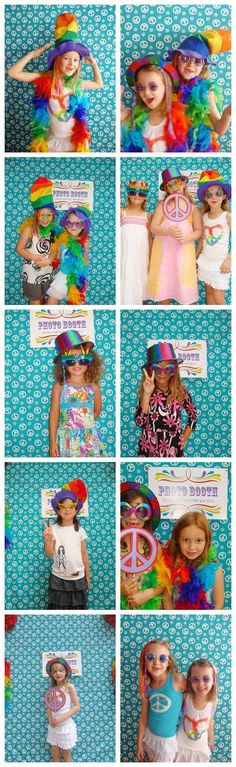 peace, love, rainbow party. EXACTLY what Madison wants!!