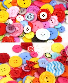 COLORFUL BUTTON MEGA PACK.  $6.99 regularly $35.00 at www.peachycheap.com!