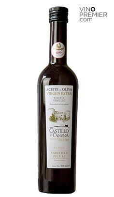 ACEITE DE OLIVA CASTILLO DE CANENA RESERVA FAMILIAR PICUAL  Aceites Gourmet - Aceite de Oliva Gourmet   9.40€    Precio con I.V.A. Incluido  $12.48