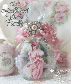 "This is just so pretty!! ""Designs by Lynn"""