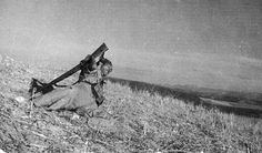 Padající voják číslo 2. Od muže na slavné fotografii se liší oblečením