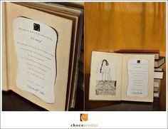 Book Wedding Invitations  DIY Kit by mismikado on Etsy, $250.00