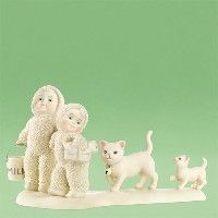 Caring For All God's Creatures - Snowbabies
