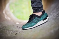 Asics Gel Lyte III After Hours Pack - Duffel Bag - 2015 (by Denny Gänsler)
