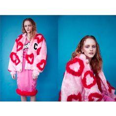 photography: Masha Mel ❤️ hair & make-up; Holly Westwood model: Emma at models1 ❤️ #cheekldn
