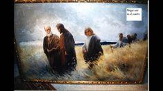 La posible foto real tomada por Eliseo al Mayor Jason y a Jesus y sus ap...