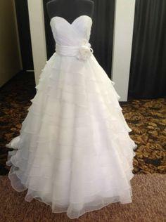 Mori Lee 4903 Wedding Dress $499