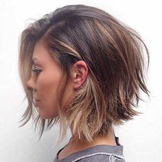 29.Good Short Bob Hair Cuts