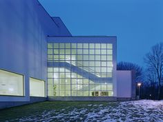 Alvar Aalto's Restored Viipuri Library Wins 2014 Modernism Prize,Main stair hall, 2014. Image © The Finnish Committee for the Restoration of Viipuri Library and Petri Neuvonen
