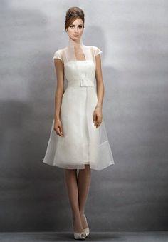 Come scegliere l'abito da sposa: mini guida alla scelta dell'abito corto per la  primavera-estate 2015