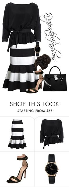 """""""Apostolic Fashions #1761"""" by apostolicfashions ❤ liked on Polyvore featuring Dolce&Gabbana, Vero Moda, Gianvito Rossi, Freedom To Exist and MICHAEL Michael Kors"""