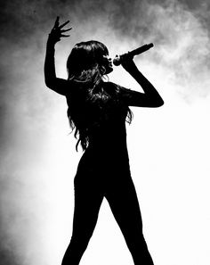 Selena Gomez Photos - Image has benn digitally converted to black and white.) Singer Selena Gomez performs at Staples Center on July 2016 in Los Angeles, California. - Selena Gomez, DNCE And Bahari Perform At Staples Center Selena Gomez Concert, Selena Gomez Cute, Selena Gomez Pictures, Selena Gomz, Chroma Key, Selena Gomez Wallpaper, Look At Her Now, Marie Gomez, Dark Photography