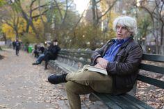 """Humans of New York: """"I'm not sure if people have become less interesting, or if I'm just less interested in people. Brandon Stanton, Humans Of New York, New York Post, Winter Jackets, People, Faces, Winter Coats, Winter Vest Outfits, The Face"""