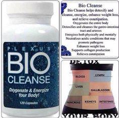 Detox with Plexus BioCleanse!   #PlexusSlim Www.plexusslim.com/amandaporter