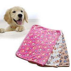 Aus der Kategorie Kissen & Decken  gibt es, zum Preis von EUR 5,85  100% nagelneu und hohe Qualität <br> Ihr Welpe wird diese Decke lieben! <br> Warum nicht trainieren Ihr Haustier auf ihre eigene Decke zu liegen und ihre eigene Decke mit den Stress der Fahrten und Übernachtungen zu legen nehmen. <br> Diese schöne Katze / Hundedecken sind sehr weich, warm und ideal für das Hinzufügen von ein wenig mehr mehr Komfort, um Ihre Katze / Hundebetten .