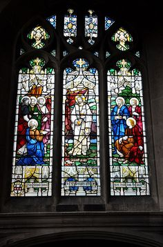 Winchcombe Stained Glass Window -58