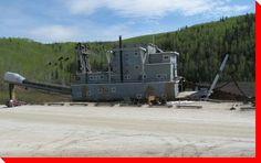 Dredge #4 - Dawson City, Yukon