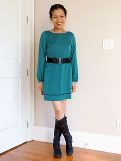 New Outfit Post with items from @LOFT @BCBG MAX AZRIA and @Cole Haan! #fashionbloggers #toronto #shopping  Dress purchased from @Yorkdale Style