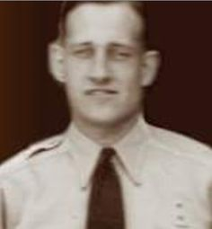 California Highway Patrol Officer Eliot O. Daley EOW March 17, 1942.  Remember the fallen.