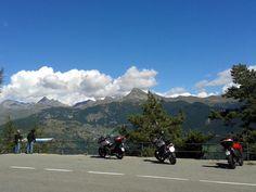 """Valle d'Aosta# - panorama sulla Valtournanche# - Col Saint Pantaleon# -""""Su e... Joux per i colli valdostani""""#"""