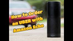 "How to order an UBER with Amazon Echo https://youtu.be/IgULjzHn0b8  Uber is a worldwide online transportation Network Company develops markets and operates the Uber mobile ""app"" which allows consumers with smartphones submit a trip request which the software program then automatically sends to the Uber driver nearest to the consumer alerting the driver to the location of the customer. Uber drivers use their own personal cars.   Uber is more than a popular mode of transportation around the…"