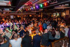 Fantastic atmosphere at the Bierkeller bar in Manchester x