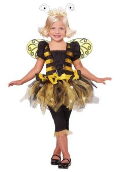 Toddler Sunny Honey Bee Costume