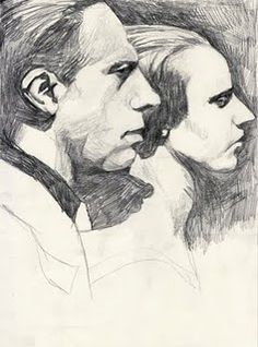 drawing #portraits #pencil; the limited shades of gray