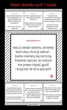 Trendy w kategorii edukacja w tym tygodniu - Poczta In Case Of Emergency, Baby Safe, My Sunshine, Games For Kids, Kids And Parenting, Words Quotes, Good To Know, Kids Playing, Texts