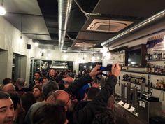 Domani apre Sbanco, la nuova pizzeria che è anche cucina e pub. Come sia venuto il locale della triade Callegari (Sforno-Tonda-Trapizzino), Pucciotti (Epiro-The Italian Job –BarleyWine e altro ancora), Campari  >>