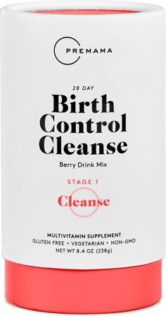 Prepare for pregnancy with Premama Birth Control Cleanse drink mix! This birth control detox helps regulate hormones and cleanse the uterus and liver. Birth Control Detox, Whole Body Cleanse, Colon Cleanse Detox, Healthy Cleanse, Multivitamin Supplements, Natural Colon Cleanse, Natural Detox, Natural Cures, Lemon Drink