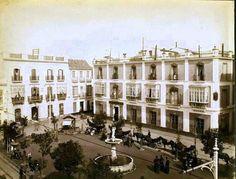 La que fue una gran pérdida para el casco antiguo de Sevilla: la total transformación de la Plaza de la Magdalena