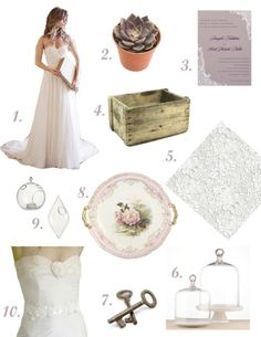 Style Me Pretty | Gallery | Picture | #345406 vintage rustic