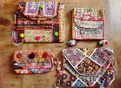 Rue du Tambour and their handbags inspired by India, Mexico, Laos…