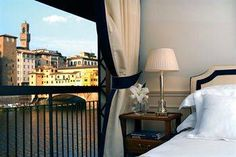 Florence: Hotel Lungarno