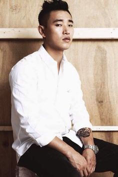 Kang Gary on @dramafever, Check it out!
