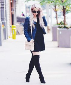 The latest on inthefrow.com, walking around Soho NYC in killer boots looking for amazing restaurants! #gosee