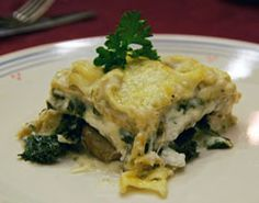 Heeman's Cheesy Chicken Lasagna Recipe. Seasonal vegetables, blend of four cheeses and chicken is a family favorite.