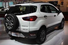 Ford lança EcoSport 4WD; versões  equipadas com câmbio Powershift também são apresentadas oficialmente