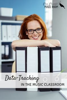 Data-tracking in the music room: Strategies for making data-tracking easy and helpful! Includes a freebie for tracking data!