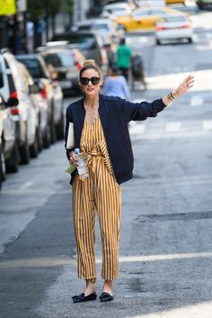 We're so stealing this styling secret from Olivia Palermo.