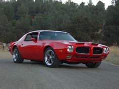 "70 Pontiac Firebird | These models are equipped with wheels from 17 to 20"". It's still ..."