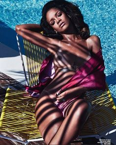 Rihanna For Lui Magazine, May Issue