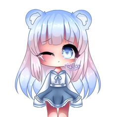 editing for an original meme for my yt! I need to post more xd – this is super l… editing for an original meme for my yt! I need to post more xd – this is super lazy and bad but I need content and I just wanted to show u… Cute Anime Chibi, Kawaii Chibi, Kawaii Art, Sooo Kawaii, Anime Drawing Styles, Anime Girl Drawings, Anime Wolf Girl, Anime Art Girl, Chibi Girl