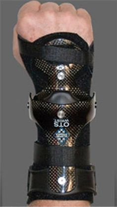 Allsport Dynamics wrist Brace - On the list ~could one still use a wheelchair with this?