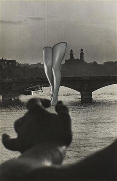 Dora Maar: Untitled Photomontage, c.1935.