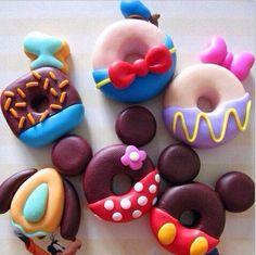 super leuke maar lekkere donuts... mmmm xx